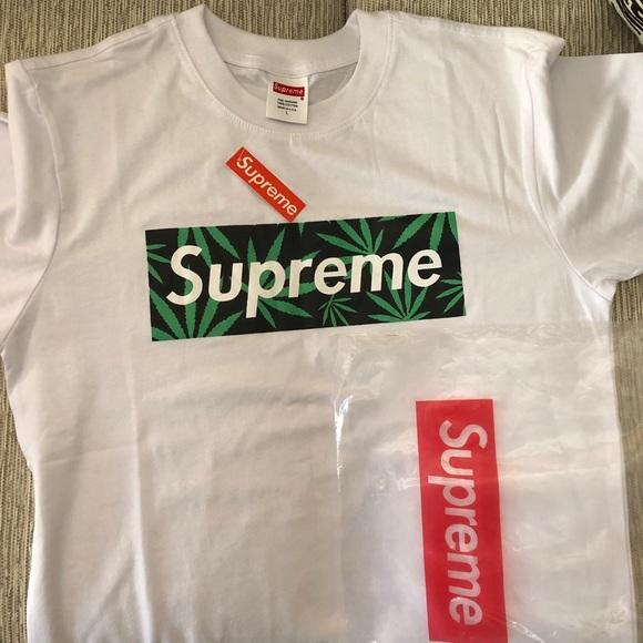 818053816 Supreme Shirts | Tshirt Size L Men | Poshmark